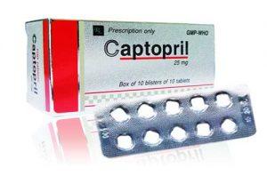 Thuốc Captopril là gì? Bạn đã biết cách sử dụng thuốc Captopril?