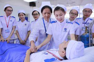 Mã ngành cao đẳng điều dưỡng có thay đổi không?
