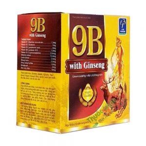 Tìm hiểu về thuốc 9b công dụng cũng như tác dụng của thuốc với cơ thể