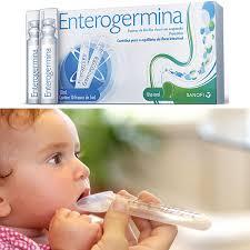 Enterogermina cho trẻ sơ sinh sử dụng có được không?