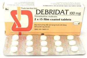 Thuốc debridat là thuốc gì? Công dụng và cách sử dụng?