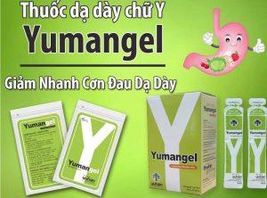 Thuốc yumangel là gì? Công dụng và cách sử dụng an toàn, hiệu quả