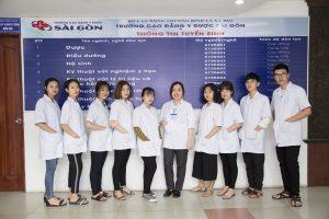 Bạn có biết địa chỉ Trường Cao đẳng Y Dược Sài Gòn ở đâu?